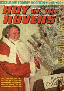 Tommy Docherty Santa, Roy of the Rovers 1978