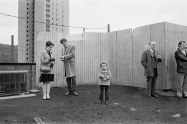 Halifax Town FC, The Shay 1975 (Martin Parr)