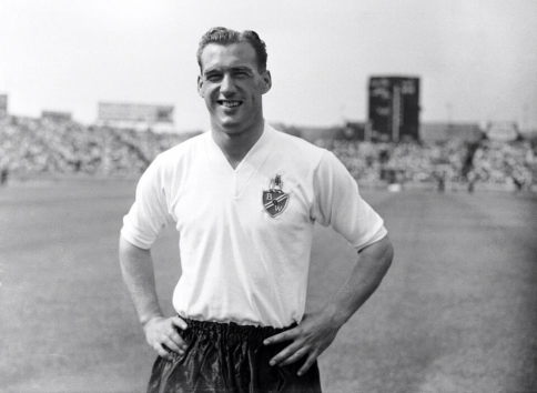 Nat Lofthouse, Bolton 1955