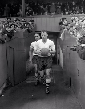Nat Lofthouse, Bolton Wanderers 1956
