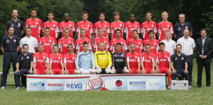 Kickers Offenbach team shot