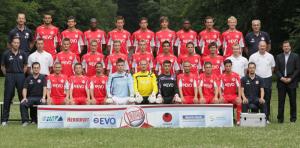 Kickers Offenbach team shot