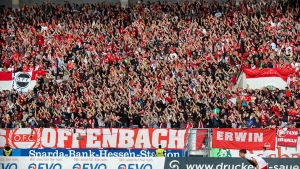 Kickers Offenbach fans
