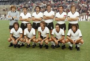Cesena in the UEFA Cup 1976