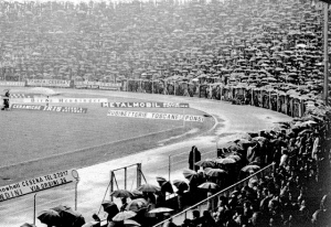Stadio Dino Manuzzi home of AC Cesena during their first ever season in Serie A, 1973-74