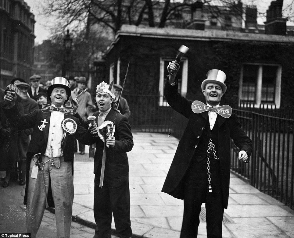 FA Cup Final Vintage 1913-56 – Beyond The Last Man