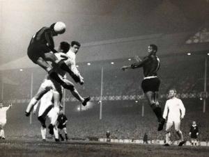 Everton v Internazionale 1963