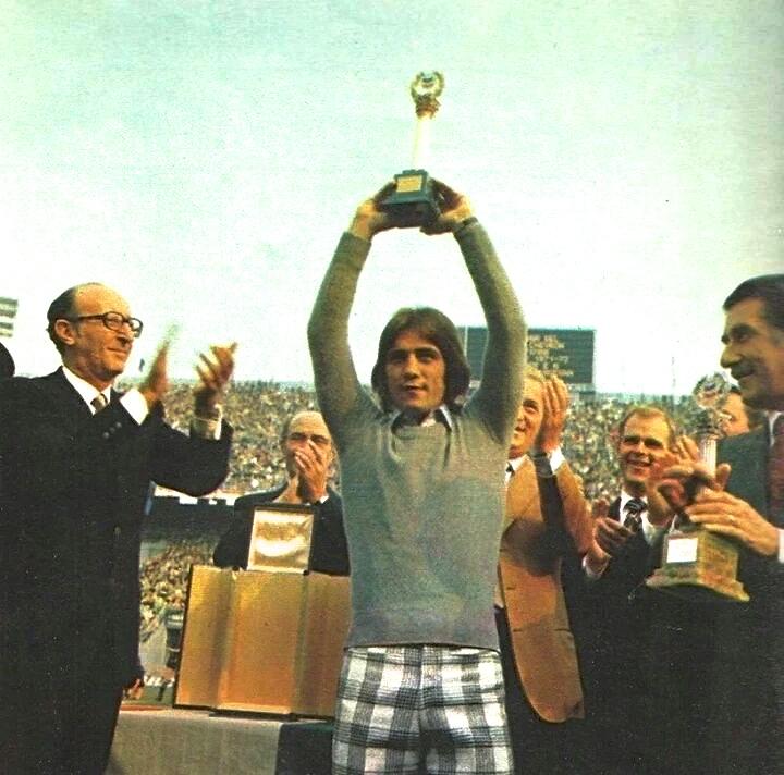Roberto Boninsegna 1971-72 capocannoniere