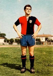 Roberto Boninsegna. Cagliari, ca. 1967