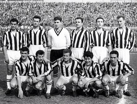 Juventus 1957-58