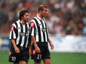 Del Piero & Zidane