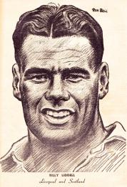 Billy Liddell, Liverpool 1951