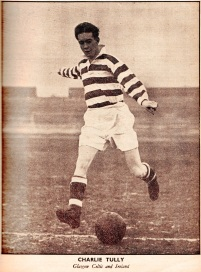 Charlie Tully, Celtic 1951