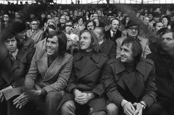 Gerrie Muhrren, Dick van Dijk, Neeskens & Cruyff