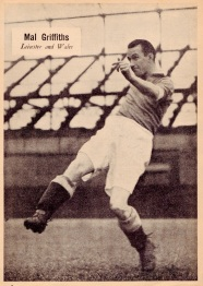 Mal Griffiths, Leicester City 1951