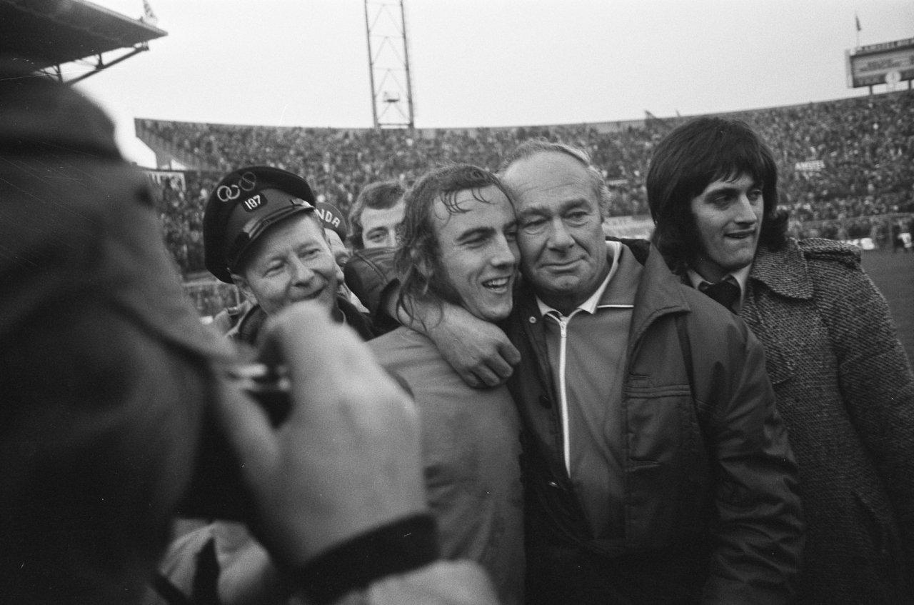 Johan Neeskens Vintage – Beyond The Last Man