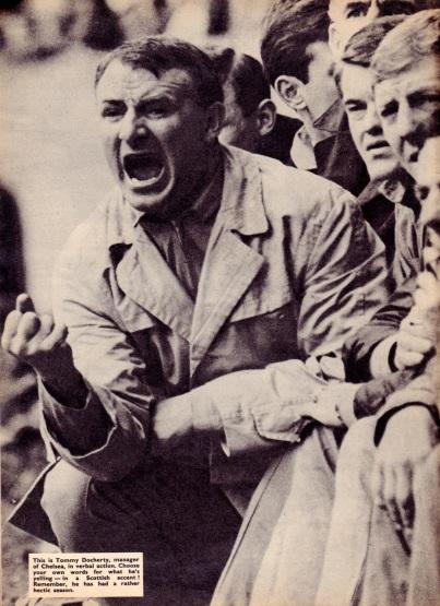 Tommy Docherty, Chelsea 1966