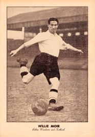 Willie Moir, Bolton Wanderers 1951