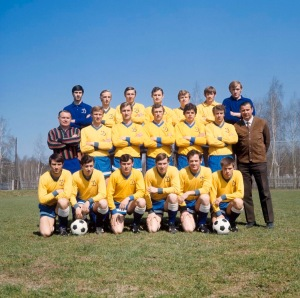 Dynamo Moscow 1972