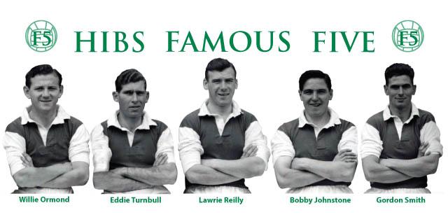 Hibs Famous Five