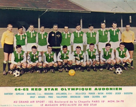 Red Star 1963-64