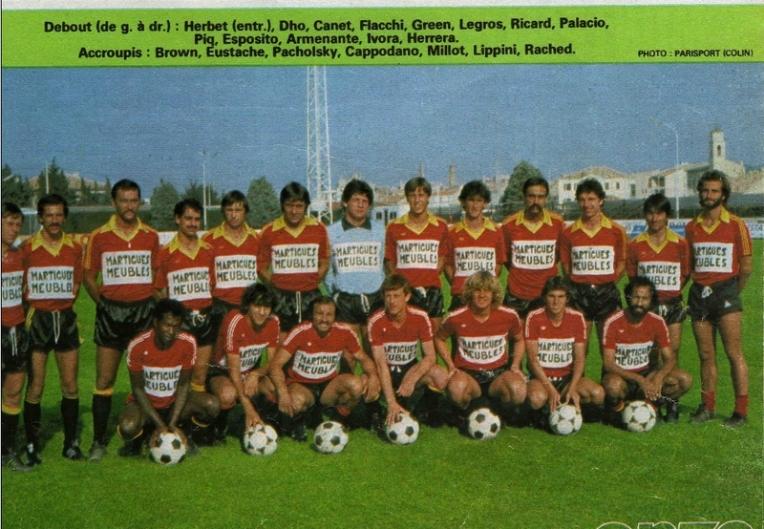 Martigues 1981
