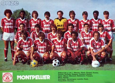 Montpellier 1981
