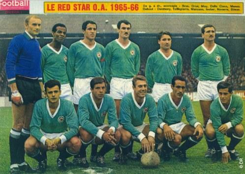 Red Star Paris 1966