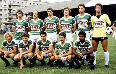 Red Star Paris 1984