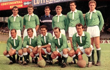 Saint Etienne 1962