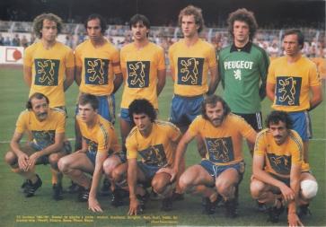 Sochaux 1981