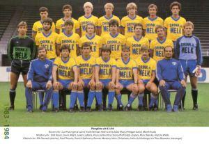Beveren 1983-84