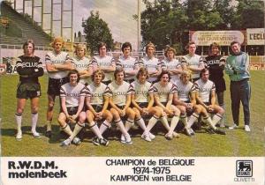 RWD Molenbeek 1974-75