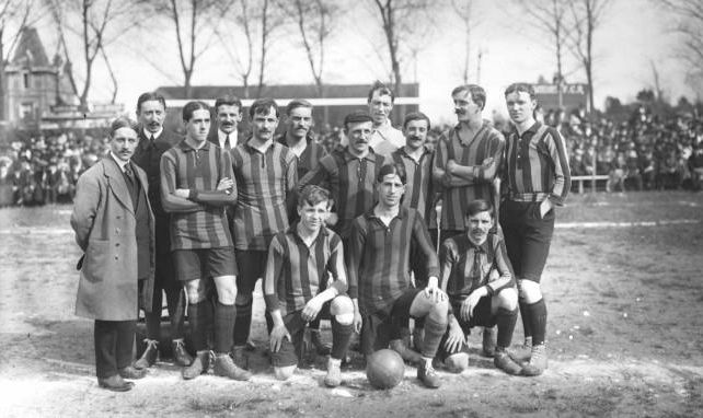 Stade Helvetique, 1913