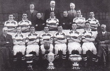 Belfast Celtic, 1940