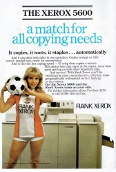 Rank Xerox Southampton