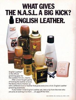 English Leather