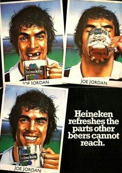 Heineken Joe Jordan
