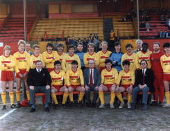Albion Rovers 1985-86