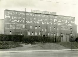 Cliftonhill, 1934 exterior