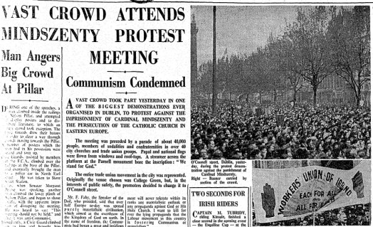 Communism condemned