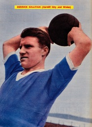 Derrick Sullivan, Cardiff City 1959