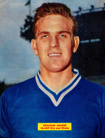 Graham Moore, Cardiff City 1961