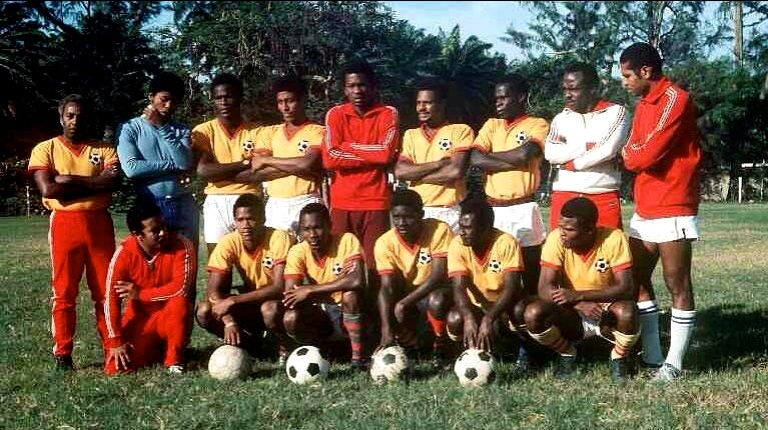 Haiti, World Cup 1974