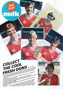 Aberdeen, milk