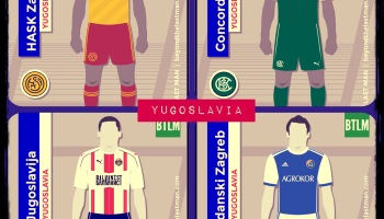 The Lost Champions Of Yugoslavia Reimagined