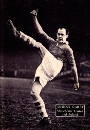 Johhny Carey, Man United 1951