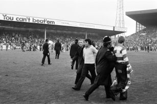 Aston Villa v Rangers, 1976
