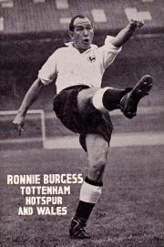 Ronnie Burgess, Tottenham 1951