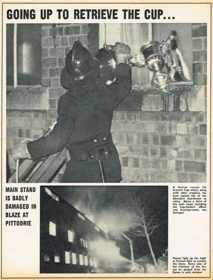 Aberdeen fire February 1971